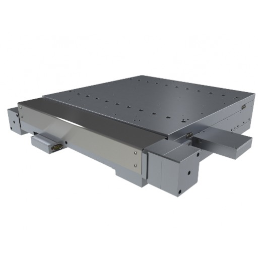 Heavy duty, vacuum rated, high precision XY stage