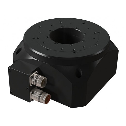 High Torque, Precision Rotary Stage with Brushless Servo Direct Drive, and Rotary Encoder