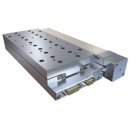vacuum prepared linear motion platform, ball screw drive