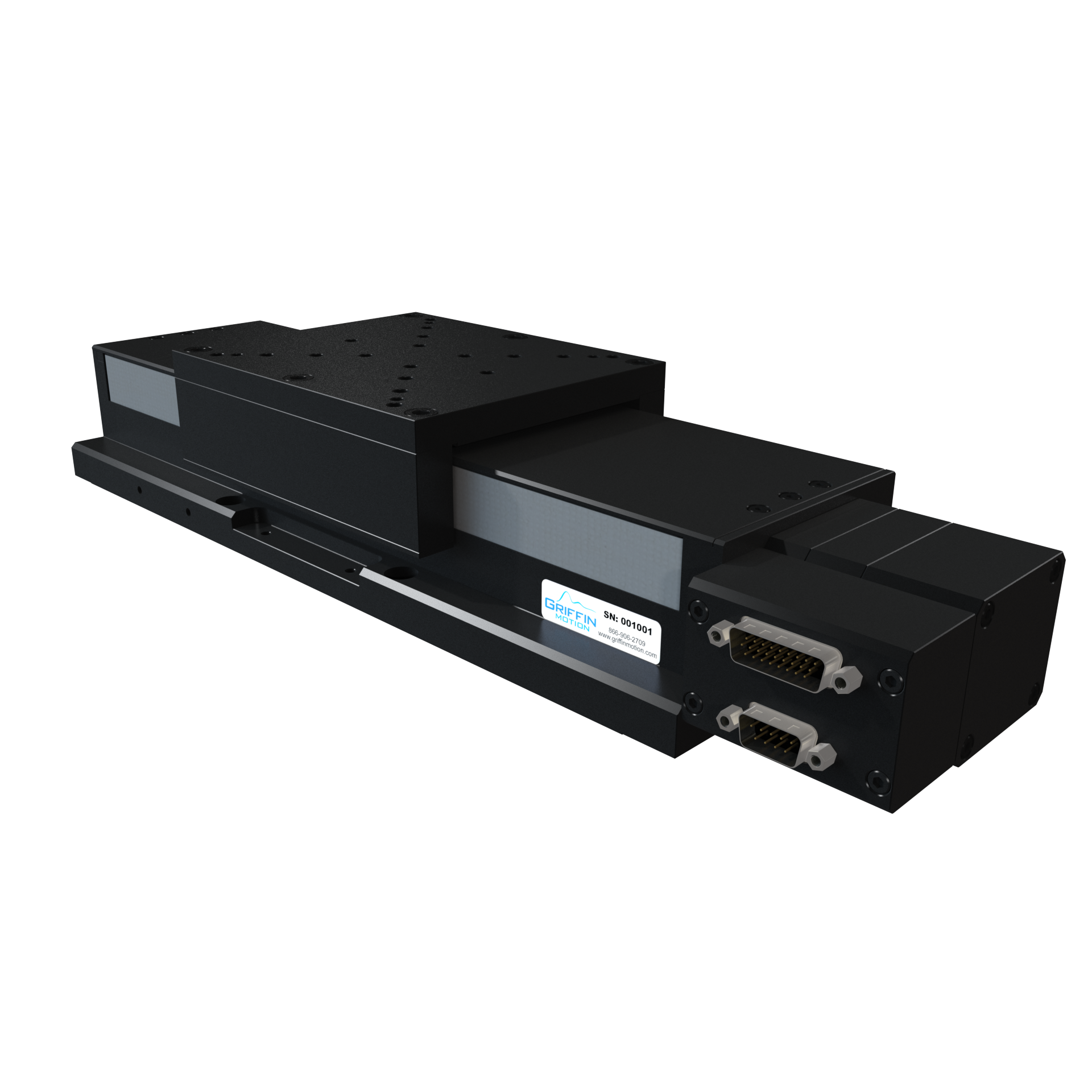 compact linear stage for high precision applications